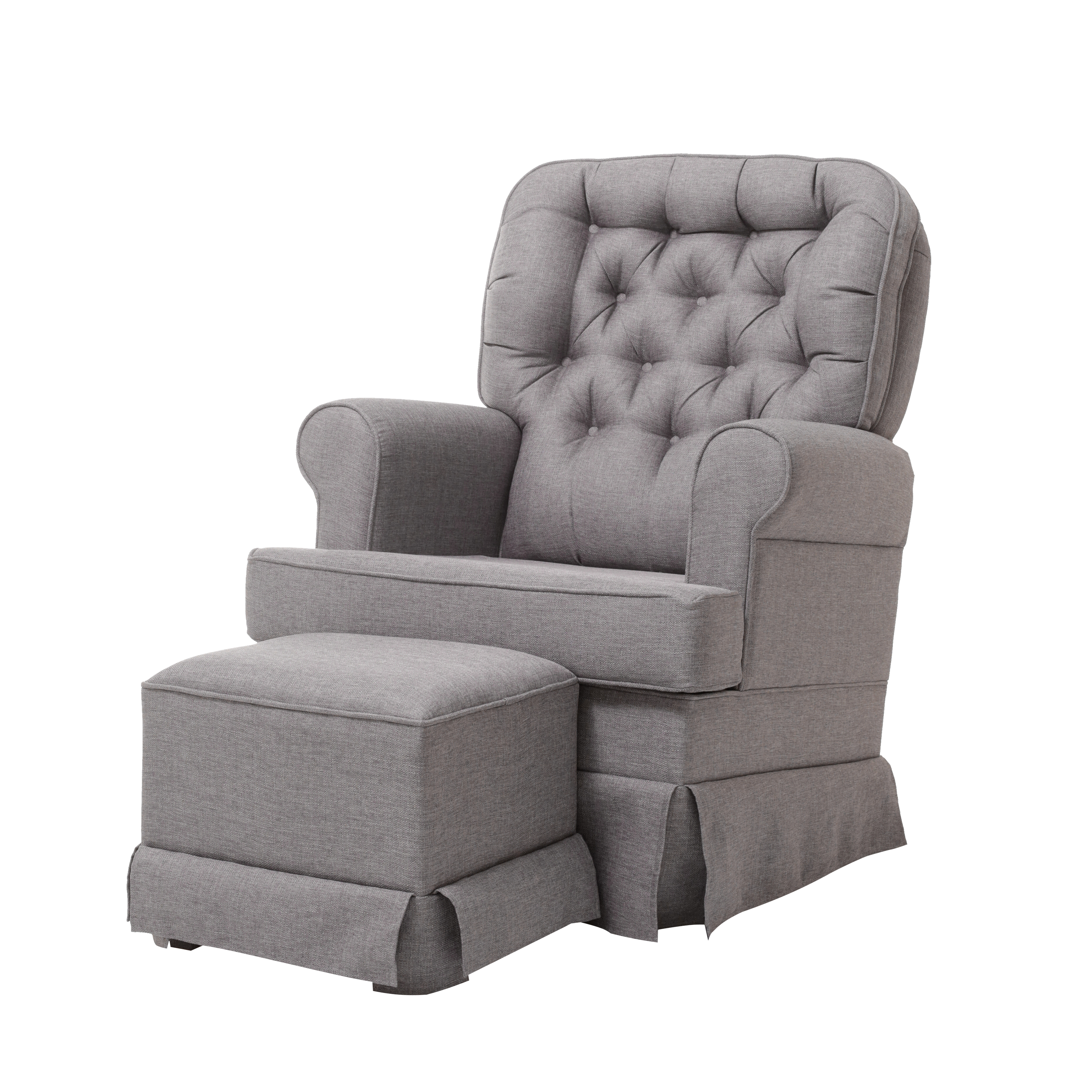 Comfort cinza mescla lado